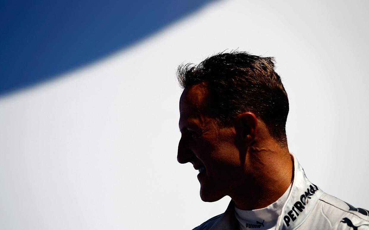 Michael Schumacher during the European Grand Prix at the Valencia Street Circuit on June 24, 2012 in Valencia, Spain.