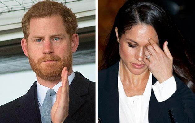 Meghan Markle's half brother and sister have been publicly criticising her and Harry's not happy. Photo: Getty