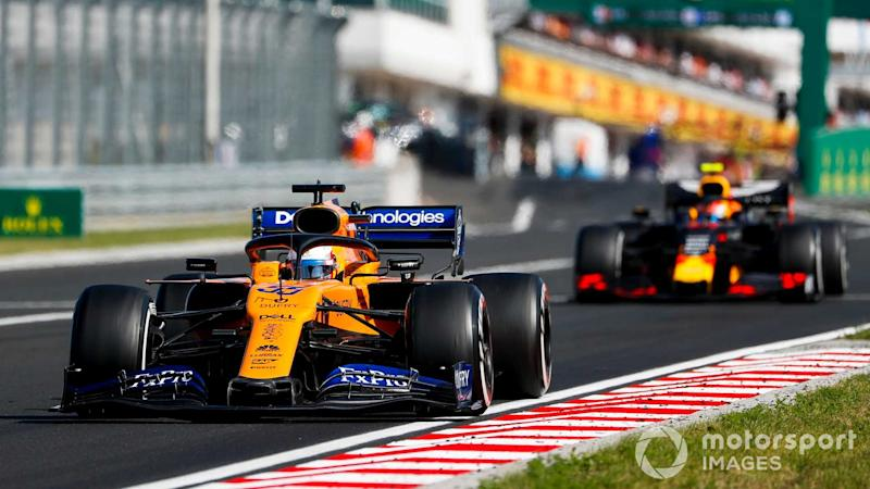 Sainz Not Enough Top F1 Cars For Top Drivers