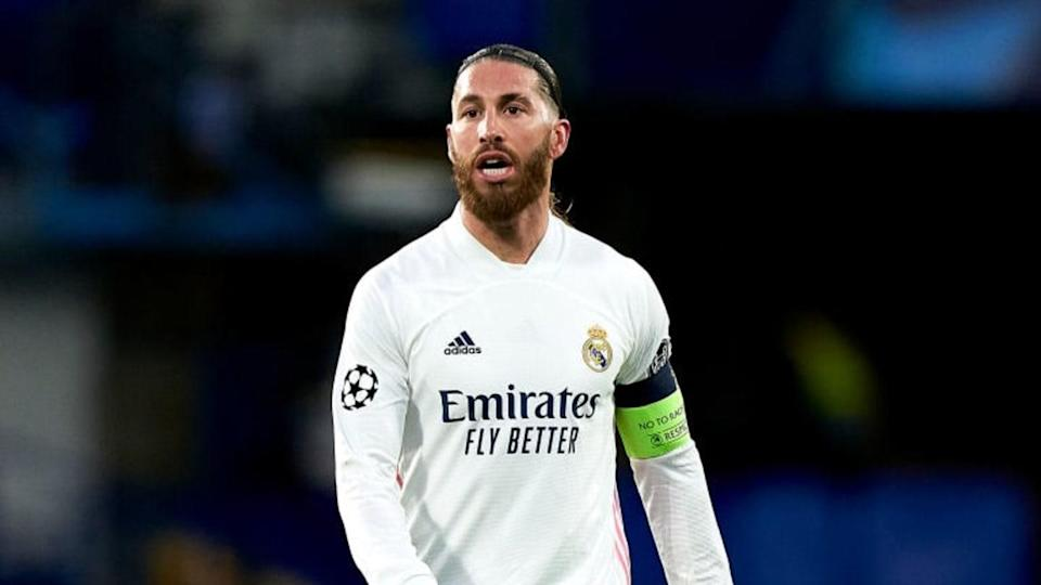 Sergio Ramos | Quality Sport Images/Getty Images