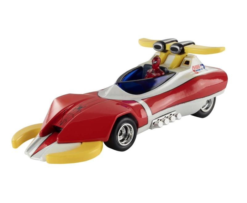 Hot Wheels Marvel Spider Machine GP-7 (Photo: Mattel)