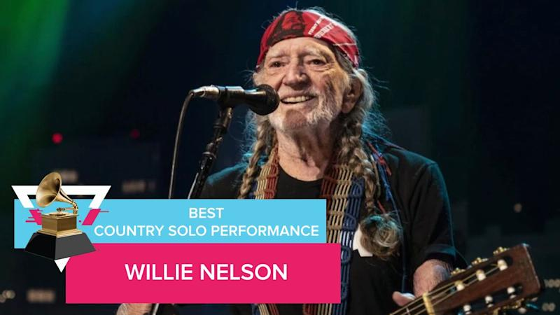 country solo performance grammys 2020 awards