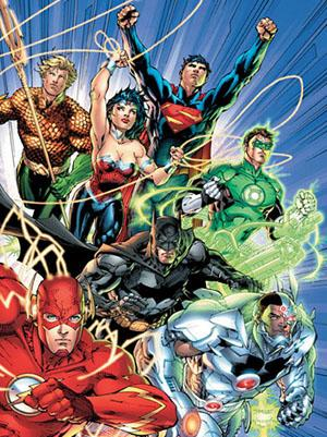 DC's 'Justice League' Heads North, Abandons US for Canada in 2014