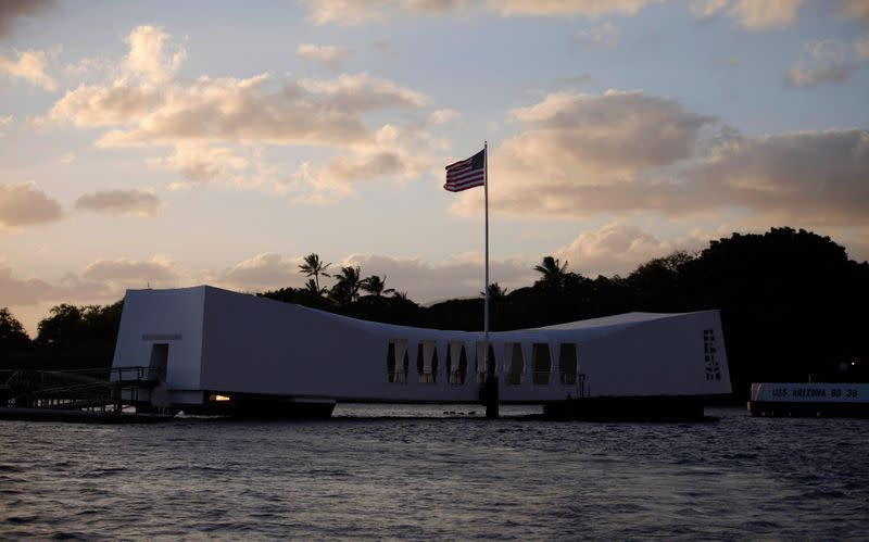U.S. Navy investigators search for motive in Pearl Harbor shooting rampage