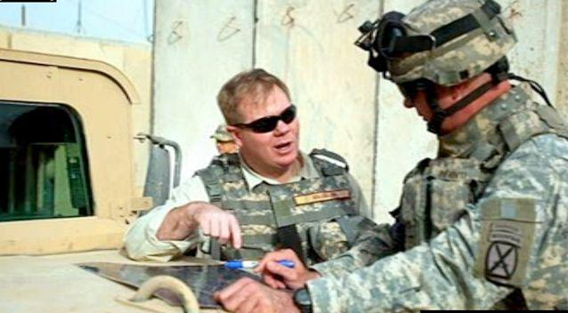 David Kilcullen spent years advising the US administration on strategy and counter insurgency. Photo: 7News
