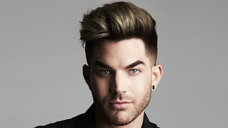 Adam Lambert Returns With New Single 'New Eyes'