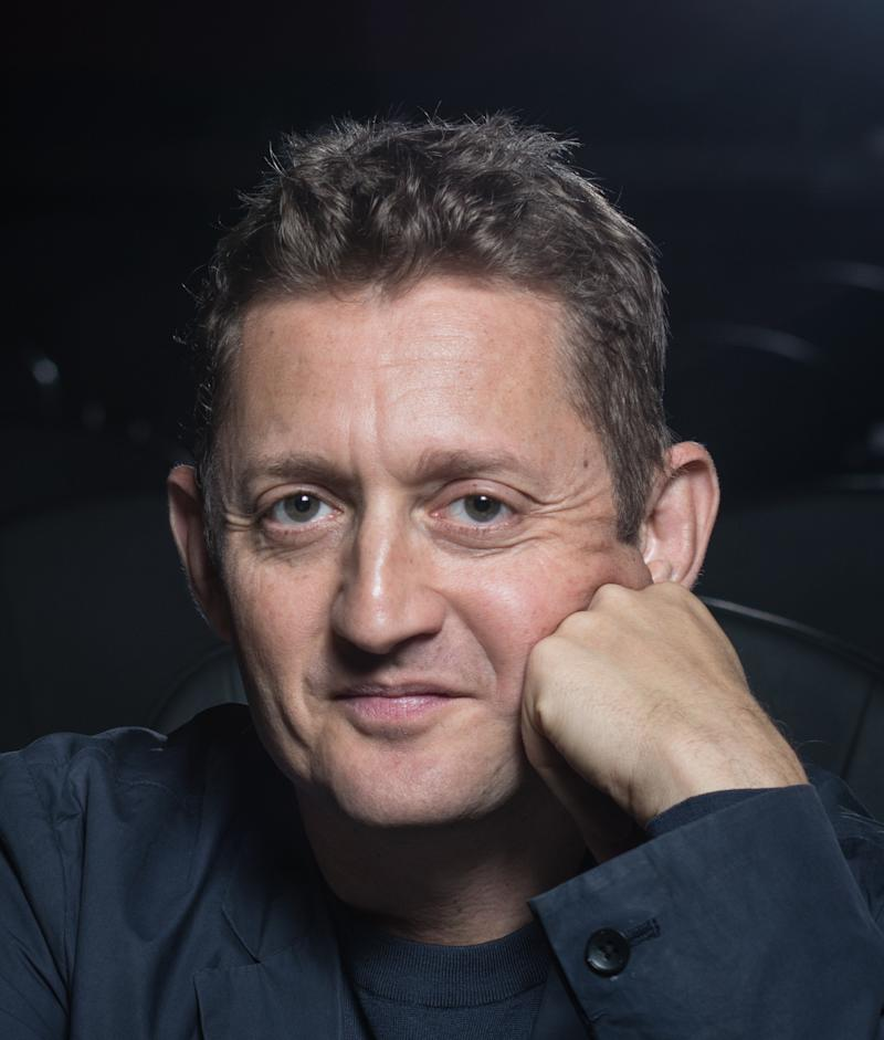 Alex Winter, director of Showbiz Kids (HBO/Sky)