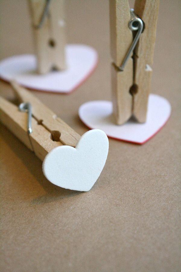 """<p>Create the perfectly stamped hearts with this easy craft that uses a foam heart and a clothespin.</p><p><strong>Get the tutorial at <a href=""""https://www.fantasticfunandlearning.com/diy-heart-stamps.html"""" rel=""""nofollow noopener"""" target=""""_blank"""" data-ylk=""""slk:Fantastic Fun and Learning"""" class=""""link rapid-noclick-resp"""">Fantastic Fun and Learning</a>.</strong></p><p><strong><a class=""""link rapid-noclick-resp"""" href=""""https://www.amazon.com/Home-X-Wooden-Clothespins-Set-50/dp/B00WNFZH30/?tag=syn-yahoo-20&ascsubtag=%5Bartid%7C10050.g.1584%5Bsrc%7Cyahoo-us"""" rel=""""nofollow noopener"""" target=""""_blank"""" data-ylk=""""slk:SHOP CLOTHESPINS"""">SHOP CLOTHESPINS</a><br></strong></p>"""