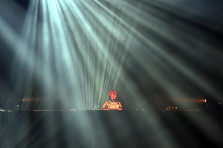 """Avicii, seen here at the Sziget festival in Budapest in 2015, took his stage name from the Sanskrit word for the lowest level of hell in Buddhism, adding an additional """"i"""" at the end"""