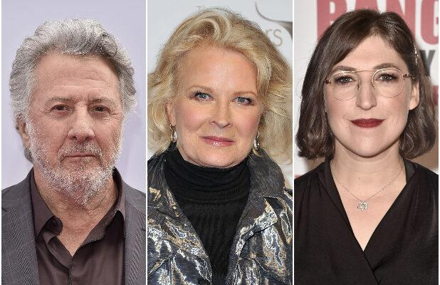 Dustin Hoffman and Candice Bergen to Star in Directorial Debut From Mayim Bialik