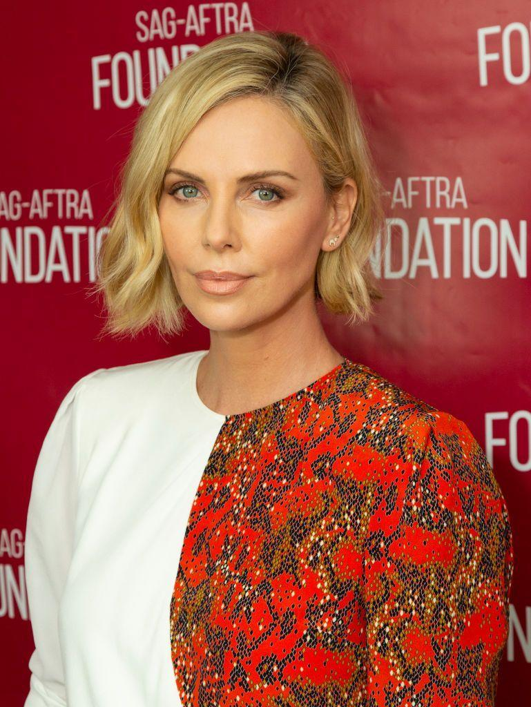 <p><strong>Charlize Theron</strong> has struck a perfect balance with this polished-yet-natural-looking shade of blonde: It's rich and warm without being brassy, light without washing out her skin, and dimensional without looking overly highlighted. </p>