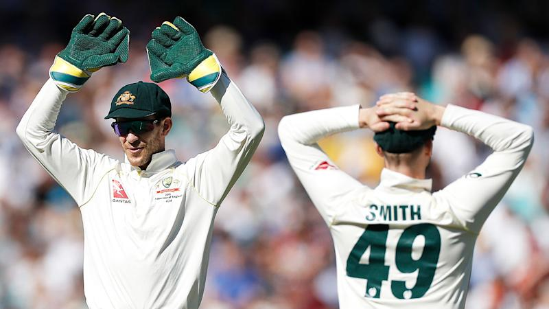 Tim Paine concedes his side have made some bad calls in the fifth Test.