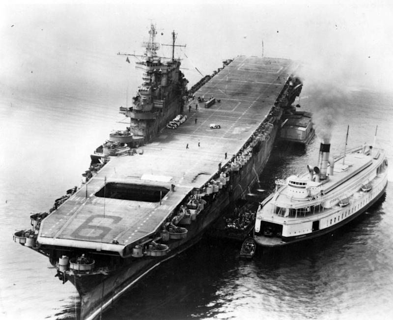 No Contest: Why USS Enterprise Is the Best U S  Navy Warship
