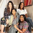 <p>Brandy, Eve, Naturi Naughton and Nadine Velazquez — need we say more?! If this isn't the stairway to heaven, we don't know what is. <em>Premieres Oct. 19 on ABC. </em></p>