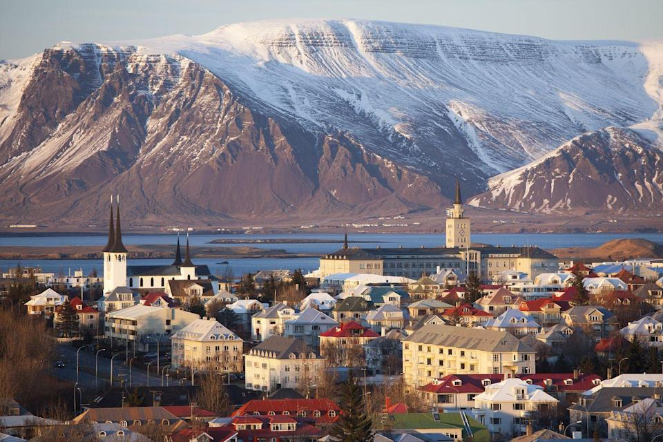 <p>Recently, Iceland has become a trendy tourist destination due to its beautiful hot springs and picturesque views—and both of those can factor in nicely to your runcation. Run for miles along the edges of the tiny island nation and then settle into the steamy blue lagoons to ease the muscles.</p>