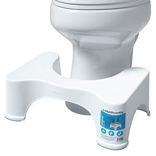 """<p><strong>Squatty Potty</strong></p><p>amazon.com</p><p><strong>$24.99</strong></p><p><a href=""""https://www.amazon.com/dp/B00ESKVN7W?tag=syn-yahoo-20&ascsubtag=%5Bartid%7C2140.g.33844080%5Bsrc%7Cyahoo-us"""" rel=""""nofollow noopener"""" target=""""_blank"""" data-ylk=""""slk:Shop Now"""" class=""""link rapid-noclick-resp"""">Shop Now</a></p><p>PSA: These bathroom stools are supposed to help you poop easier. Gift it to your roommate who spends waaay too much time on the toilet. They'll both laugh and thank you. </p>"""