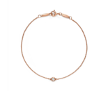 "<p><a class=""link rapid-noclick-resp"" href=""https://go.redirectingat.com?id=127X1599956&url=https%3A%2F%2Fwww.tiffany.co.uk%2Fjewelry%2Fbracelets%2Felsa-peretti-diamonds-by-the-yard-bracelet-33943423%2F&sref=https%3A%2F%2Fwww.harpersbazaar.com%2Fuk%2Ffashion%2Fjewellery-watches%2Fg35254072%2Fgold-chain-bracelets%2F"" rel=""nofollow noopener"" target=""_blank"" data-ylk=""slk:SHOP NOW"">SHOP NOW</a></p><p>In 1974, Tiffany & Co approached style maven and former model Elsa Peretti to create a modern iteration of diamond jewellery. The result was a length of chain with twinkling diamonds interspersed at varying stages, which her fashion designer friend Halston later christened 'Diamonds by the Yard'. It's been a bestseller ever since.</p><p>Rose gold and diamond chain, £890, by Elsa Peretti at <a href=""https://www.tiffany.co.uk/"" rel=""nofollow noopener"" target=""_blank"" data-ylk=""slk:Tiffany & Co."" class=""link rapid-noclick-resp"">Tiffany & Co.</a></p>"