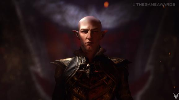 Solas from Dragon Age.