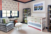 """<p>When it comes to designing a <a href=""""https://www.housebeautiful.com/lifestyle/kids-pets/g2332/unique-nursery-decorating-ideas/"""" rel=""""nofollow noopener"""" target=""""_blank"""" data-ylk=""""slk:nursery"""" class=""""link rapid-noclick-resp"""">nursery</a>, regardless of the baby's gender, the goal remains the same: to create a comfortable, calming, and playful space for your newborn to dream, rest, grow, and <a href=""""https://www.housebeautiful.com/room-decorating/bedrooms/g27287878/cool-beds/"""" rel=""""nofollow noopener"""" target=""""_blank"""" data-ylk=""""slk:play"""" class=""""link rapid-noclick-resp"""">play</a>. So why approach the decorating process within the limiting, <a href=""""https://www.housebeautiful.com/home-remodeling/a27484921/man-caves-are-the-worst/"""" rel=""""nofollow noopener"""" target=""""_blank"""" data-ylk=""""slk:gendered framework"""" class=""""link rapid-noclick-resp"""">gendered framework</a> of pink and blue? Admittedly, when you're searching for baby room design inspiration, it doesn't take long to see that the market is saturated with these binary modes of thinking and <a href=""""https://www.housebeautiful.com/lifestyle/kids-pets/a25610234/nursery-decorating-mistakes/"""" rel=""""nofollow noopener"""" target=""""_blank"""" data-ylk=""""slk:decorating for babies"""" class=""""link rapid-noclick-resp"""">decorating for babies</a>. To open up the space and emphasize pretty, cozy, cute, and unique bedroom design for <a href=""""https://www.housebeautiful.com/lifestyle/kids-pets/tips/g1421/designer-childrens-bedrooms-0613/"""" rel=""""nofollow noopener"""" target=""""_blank"""" data-ylk=""""slk:children"""" class=""""link rapid-noclick-resp"""">children</a>, we're spotlighting designer-approved gender-neutral nurseries. The only rule to <a href=""""https://www.housebeautiful.com/design-inspiration/g27359524/gender-neutral-nursery-colors/"""" rel=""""nofollow noopener"""" target=""""_blank"""" data-ylk=""""slk:gender-neutral decorating"""" class=""""link rapid-noclick-resp"""">gender-neutral decorating</a> is that there are no rules! It's all about self expression, right? Right. So throw out thos"""
