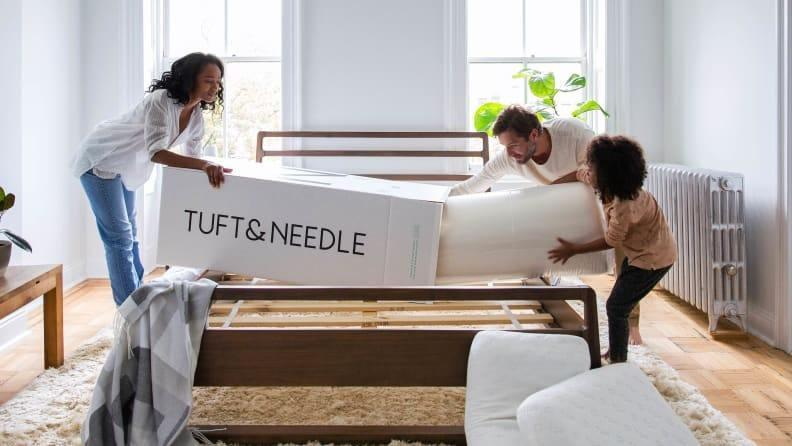There's nothing quite like catching some ZZZ's on an ultra comfy mattress.