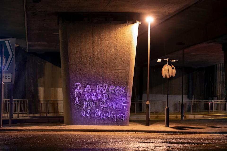 'Not enough' to add street lightsGeorge Torode / WEP