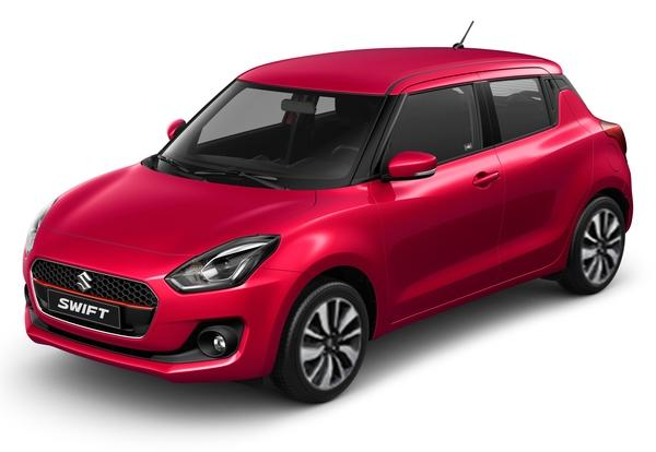 Cheapest Cars in the Philippines Under P1 Million - Suzuki Swift