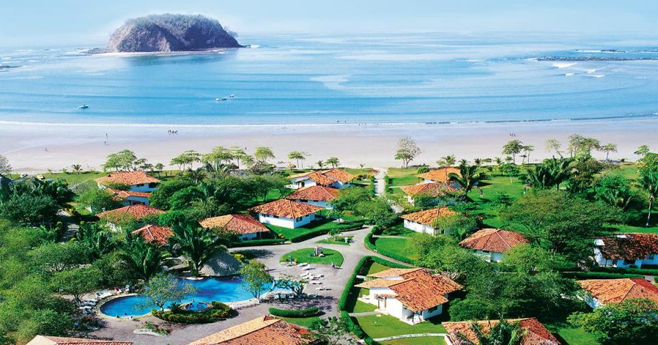 Villas Playa Samara Beach Front All Inclusive Resort, one of the destinations you could visit on this deal. (Air Canada Vacations/Facebook)