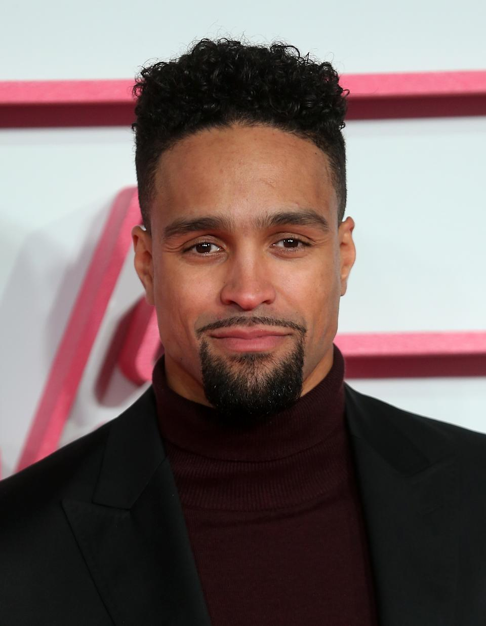 LONDON, ENGLAND - NOVEMBER 24:  Ashley Banjo attends the ITV Gala at London Palladium on November 24, 2016 in London, England.  (Photo by Danny Martindale/Getty Images)