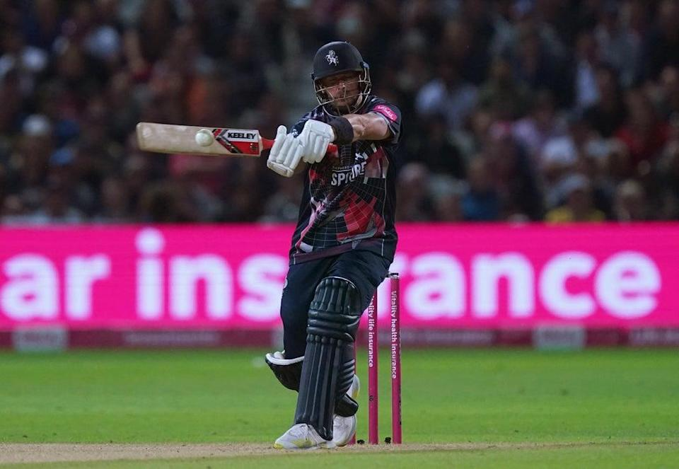 Darren Stevens shone during Vitality Blast Finals Day (Mike Egerton/PA) (PA Wire)