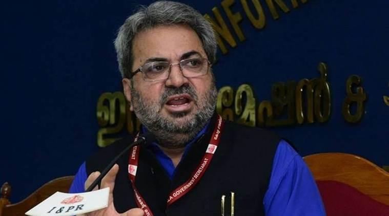 Kerala's chief electoral officer robbed of Rs 75,000 while flying on Air India
