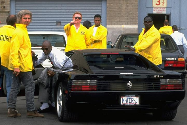 Clutch Cars A Look At Some Of Michael Jordan S Coolest Rides