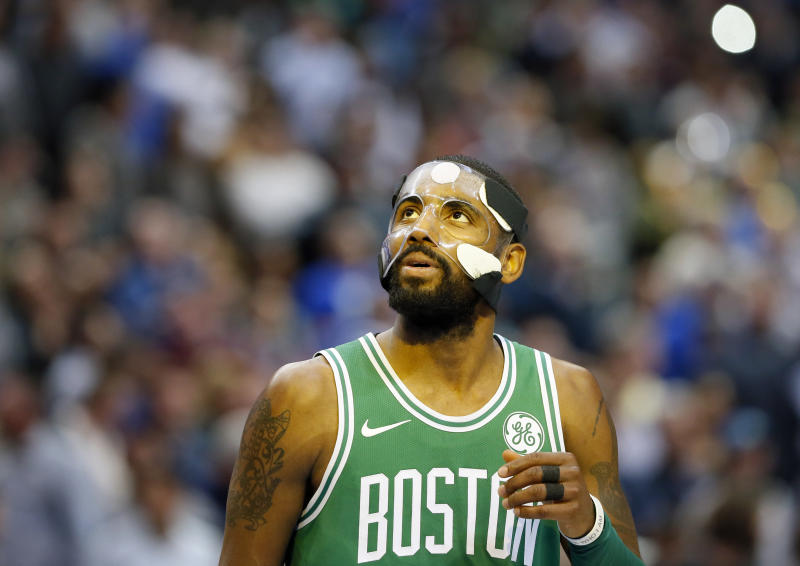 4d3b99b45a23 The Celtics  winning streak is still alive because Kyrie Irving is  incredible