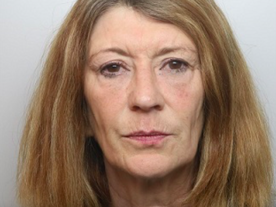 Corinna Smith killed her husband of 38 years by pouring boiling water and sugar over him. (Crown Prosecution Service)
