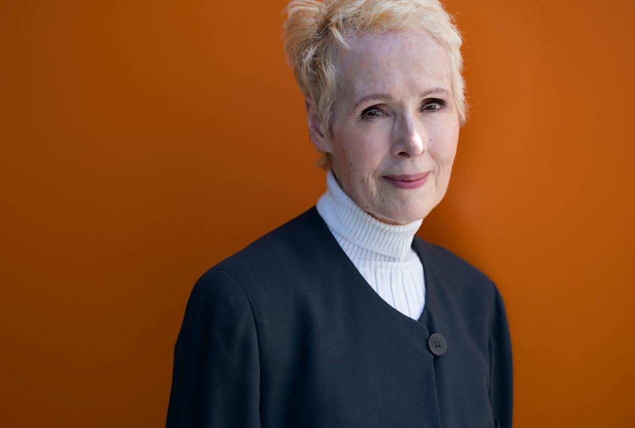 E. Jean Carroll in New York, on June 23, 2019.