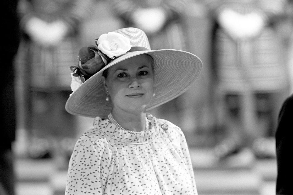 <p>The day's festivities drew some of the most important royals from around the world—including Princess of Monaco Grace Kelly. How chic is she?!</p>