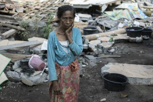 Indonesian quake  death toll hit 550, 1500 injured