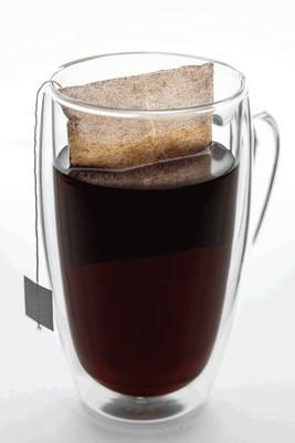 T-bag style coffee offers an eco-friendly single serve alternative for coffee lovers.