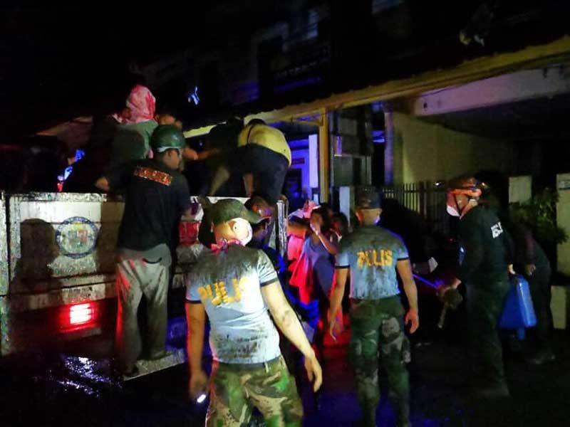 Local officials told to physically supervise disaster response