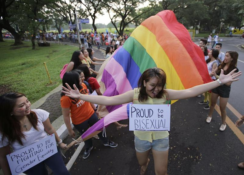 Homosexuality in the philippines news