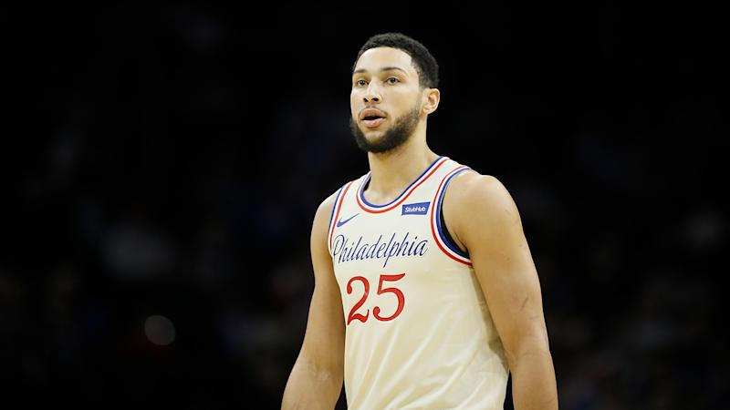 Sixers Ben Simmons Jonah Bolden Pledge Support To Those