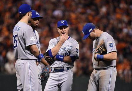World Series ratings this year have been a bit of a chin-scratcher. Kyle Terada-USA TODAY Sports