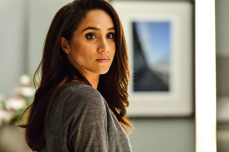 Meghan Markle in US drama 'Suits'
