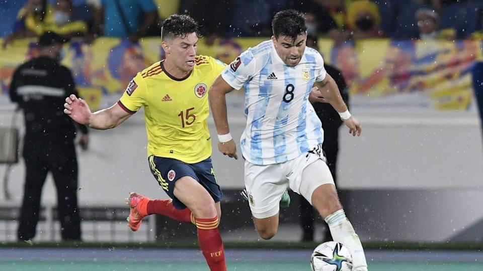 Acuña ante Colombia | Gabriel Aponte/Getty Images