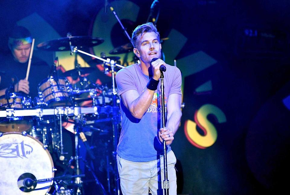 <p><strong>311</strong></p><p>311 is a rock band from Omaha, Nebraska. Consisting of Nick Hexum, Jim Watson (until Tim Mahoney replaced him in 1990), Aaron Wills, and Chad Sexton, they've been around the block, releasing 13 albums together. The band's name originates from the police code for indecent exposure in this hometown, after the original guitarist was arrested for streaking. </p>