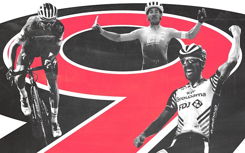 What were the most memorable bike races of 2019? Nicholas Roche, Sean Yates, Giulio Ciccone, Simon Gerrans and Mat Hayman have their say