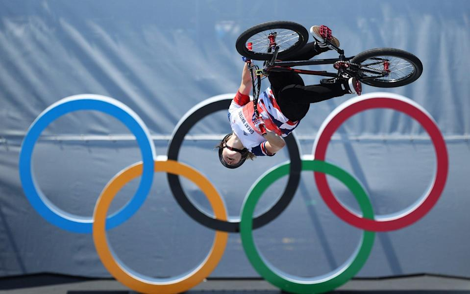 Charlotte Worthington wins BMX gold with history-making 360 backflip - everything you missed on day nine of Tokyo 2020