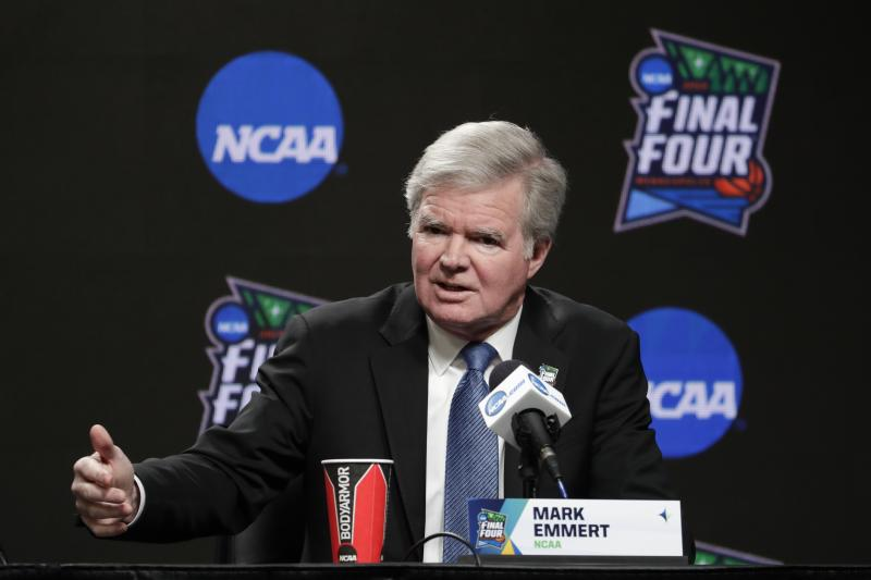 NCAA President Implies Colleges In 1 State Could Be Barred From Championships
