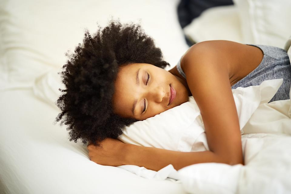 Sleeping has never been so good! (Photo: Getty Images)