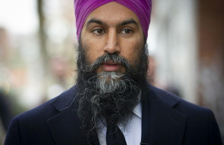 Jagmeet Singh, the leader of the New Demcoratic Party, has impressed Canadians with his debate performances