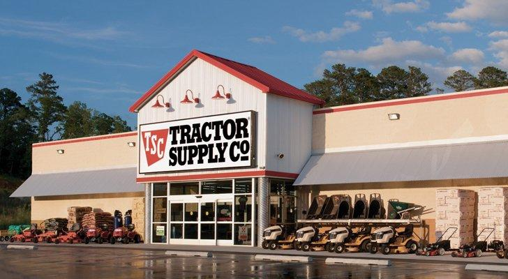 7 A-Rated Stocks to Buy for the Rest of 2019 Tractor Supply (TSCO)